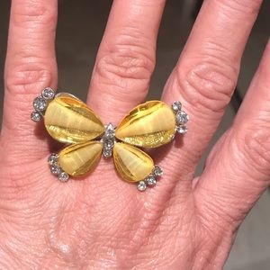 Butterfly 🦋 ring